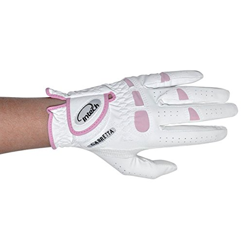 Intech Ti-Cabretta Ladies' Glove, Left-Hand, Medium (6