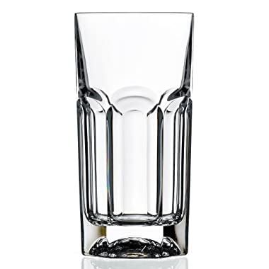 Lorren Home Trends Provenza Collection Tall Drinking Glass by RCR Italy