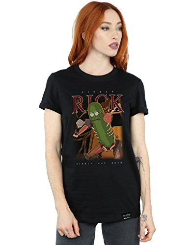 Petit Fit Noir Pickle Rat Femme shirt And Ami Cult Rick T Morty Absolute Own06qCx