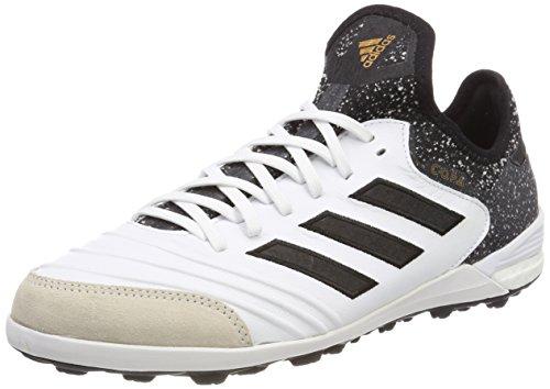 Adidas Herre Copa Tango 18.1 Tf Fodboldstøvler Weiß (fodtøj Hvid / Kerne Sort / Taktil Guld Metallic) 099Ij8uw32
