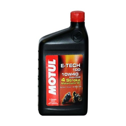 Motul E-Tech 100 Synthetic Oil