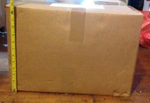 3 x 28 kg cajas de cartón de sazonado de madera troncos de madera de Reino Unido - madera dura registros plata - principalmente de abedul, roble y fresno ...