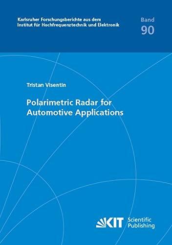 (Polarimetric Radar for Automotive Applications)