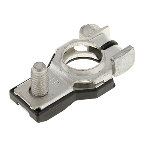 Baoblaze Auto Replacement Positive Battery Cable Terminal End Connector Clamps: