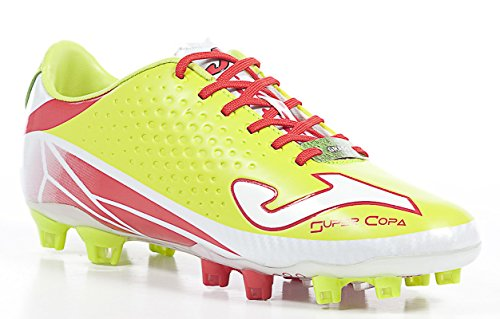 Bottes de Football JOMA Sport Supercoupe 311 fluor-red taille 41