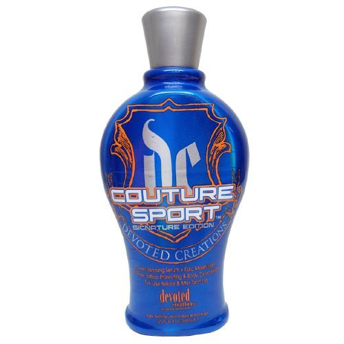 Couture Sport, Signature Edition, Power Tanning Lotion 12.25 Ounce by Devoted Creations
