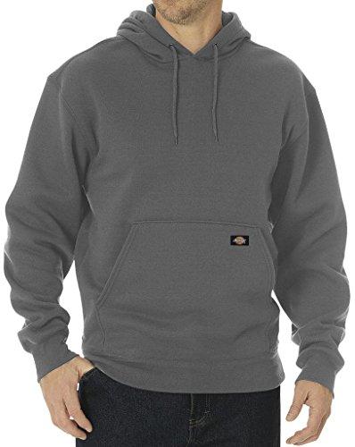 Dickies Fleece Pullover Hoodie Midweight Charcoal 3XT #1240B