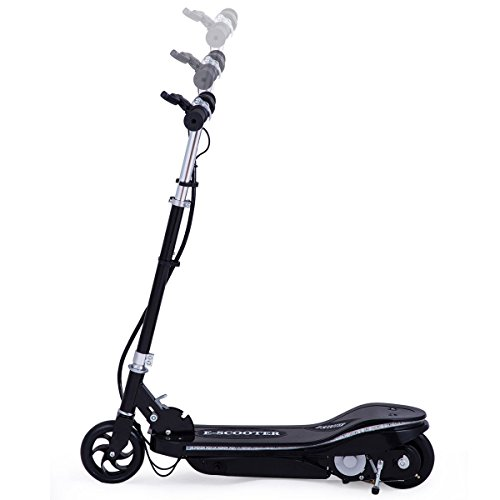 Costzon electric scooter 24 volt rechargeable motorized for Motorized scooters for teenager