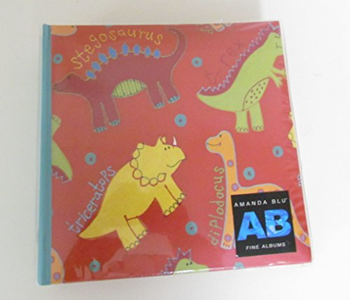 Amanda Blu Dinosaur 2 Up Photo album by Amanda Blu