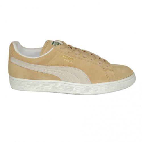 Puma - Zapatillas de ante para hombre Beige beige