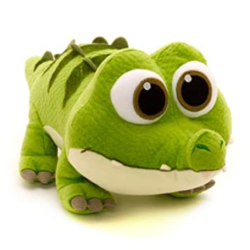peluche bebe crocodile fee clochette