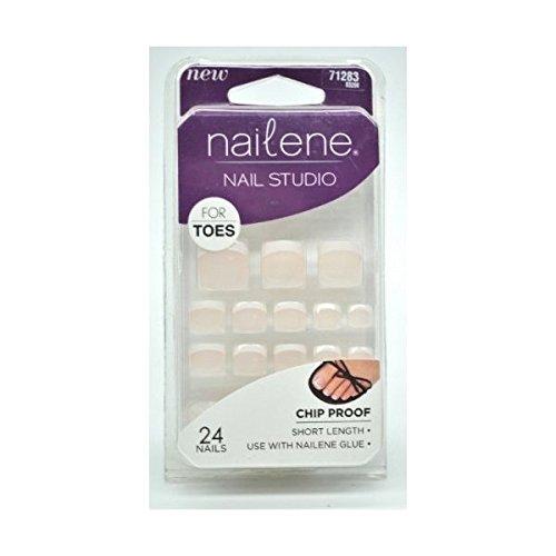 Nailene Nail Studio Nails, Toes, 24