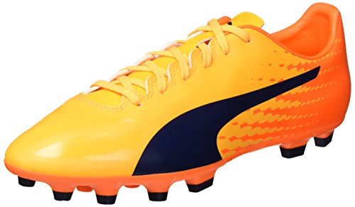 AG 03 Clown Ultra Yellow Herren peacoat 4 17 Fußballschuhe Evospeed Puma Fish orange Gelb qpwOIP