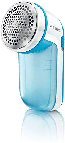 Philips GC026 Electric Lint Removers/Clothes Shavers/Lint Shavers/Fabric Shavers (Color: Blue)