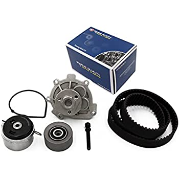 Timing Belt Water Pump Kit fits for 2012-2014 Chevrolet Cruze, 2012-2013 Chevrolet Sonic, 2009-2011 Aveo, Aveo5, 2009-2010 Pontiac G3, 2009 Pontiac G3 Wave, ...