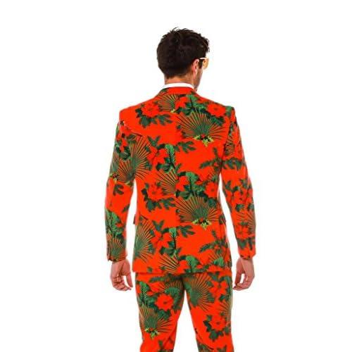 Shinesty Christmas Suits.Shinesty Ugly Christmas Suit For Men The Mele Kalikimaka