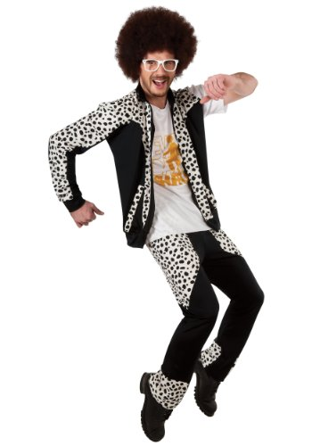 [Redfoo Party Rock Anthem Costume - X-Large - Chest Size 44-46] (Lmfao Costume Party Rock)