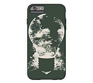 Astro iPhone 6 Plus Black pc hard jacket Tough Phone Case - Design By FSKcase?