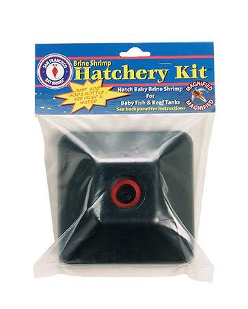 (San Francisco Bay Brand Brine Shrimp Hatchery Kit)