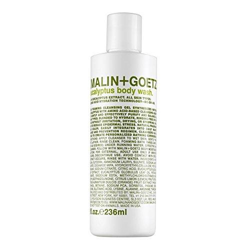 マリン+ゲッツユーカリシャワージェル236ミリリットル x2 - MALIN+GOETZ Eucalyptus Shower Gel 236ml (Pack of 2) [並行輸入品] B0716DDJG8