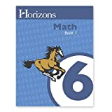 img - for Horizons Mathematics 6 BOOK 1 (Lifepac) book / textbook / text book