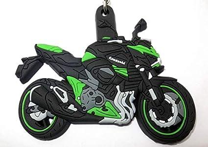 Kawasaki Puerta Llave Moto Z 800: Amazon.es: Coche y moto