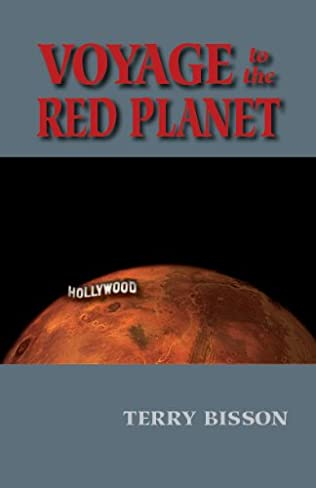 book cover of Voyage to the Red Planet