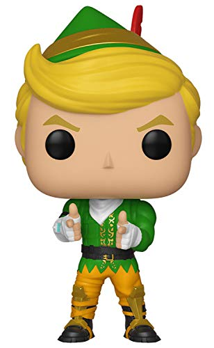 Funko Pop Games: Fortnite Codename Elf E.l.f (Target) Exclusive Vinyl # 428