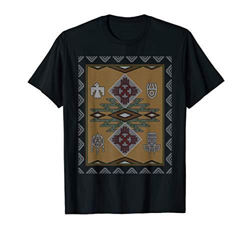 Native American Navajo Rug Style ()