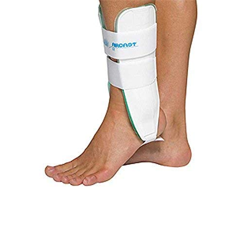 (Aircast 02BR Air Stirrup Standard Ankle Brace, Right, 9