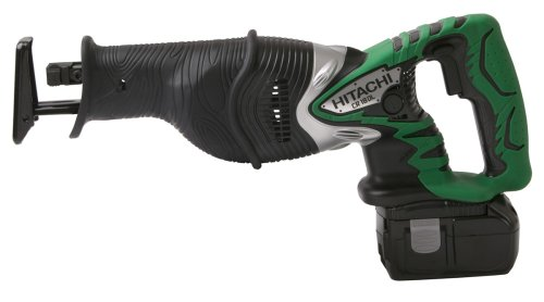 Hitachi CR18DL 18-Volt Li-Ion Reciprocating Saw Kit (Discontinued by Manufacturer)