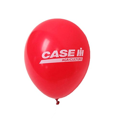 (Staples Promotional Products 25 Pack of RED Case IH 9 Inch Balloons)