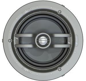 (Niles CM8HD (Ea) 8-Inch Two-Way in-Ceiling Loudspeaker with Pivoting Tweeter (FG01663))