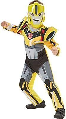 Rubies s oficial Transformers – niños disfraz de abeja disfraz de ...