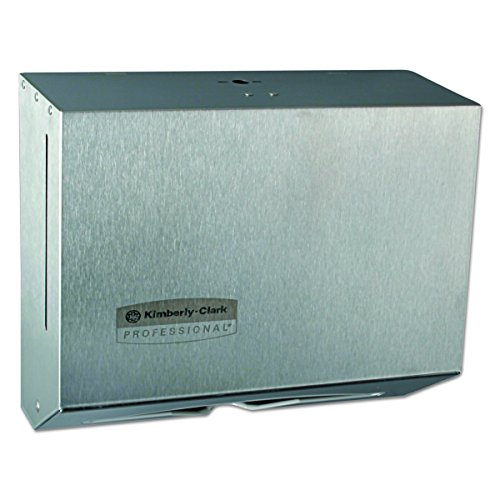 Scottfold Compact Paper Towel Dispenser (09216), Small Towel Dispenser, Stainless (Windows Scottfold Compact)