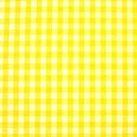 ギンガムチェック 生地 チェック 生地 ブロード 生地 (色 イエロー 黄色 黄) (チェックの大きさ:小・約3mm角) (50cmから注文可) (価格は10cmの価格)の商品画像