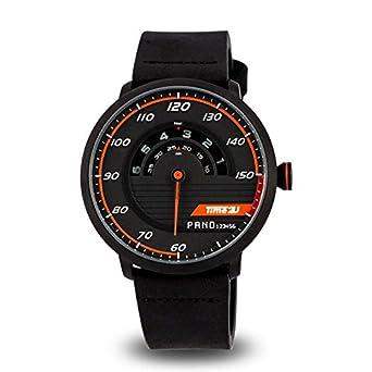 time2u Herren Sport Motor Racing Armaturenbrett Zifferblatt Casual Armbanduhr Quarzuhr