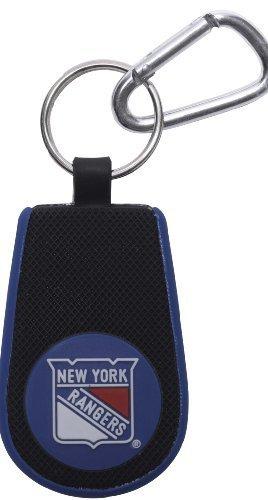 GameWear New York Rangers Keychain Classic Hockey (New York Rangers Vs Islanders Live Stream)