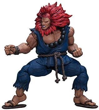 Amazon Com Storm Collectibles Street Fighter V 1 12 Akuma Action