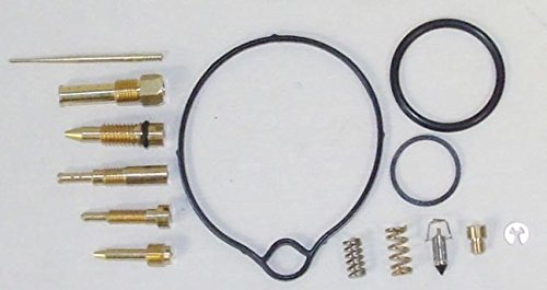 (Kawasaki ATV Complete Carburetor Kit Model 90 KFX 2007-2009 WSM 016-117 )