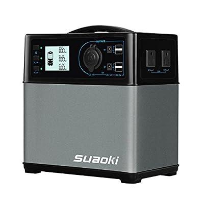 Suaoki Portable Generator Power Source