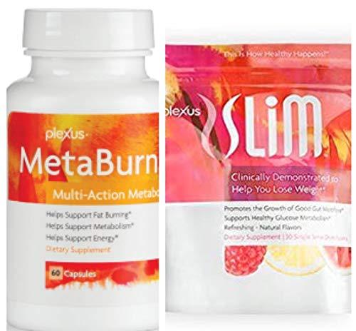 Plexus Slim Microbiome 30 count and Plexus Metaburn 60 capsule Bottle by Plexus (Image #4)