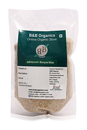 B&B Organics Barnyard Millet 2 kg