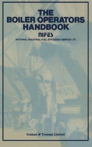 Boiler Operators Handbook (Boiler Operator Books compare prices)