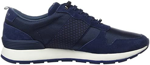 Ted Baker Men's Hebey Trainers, Blue