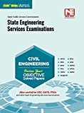 State ​Engg. Services Exams Previous ​year Objective Solved Papers : Civil Eng​ineering