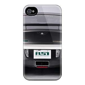 New Design Shatterproof DjB1274wBNU Case For Iphone 4/4s (asi Bentley Continental Tetsu Gtr)