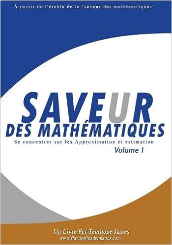 Se concentrer sur la progression arithmetique (Volume 1): Saveur des Mathematiques (French Edition): Temitope James: 9781537463117: Amazon.com: Books