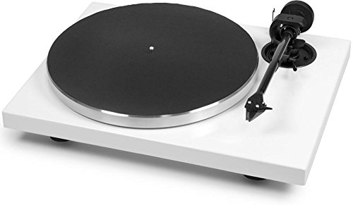 Pro-Ject 1-Xpression Carbon Classic White