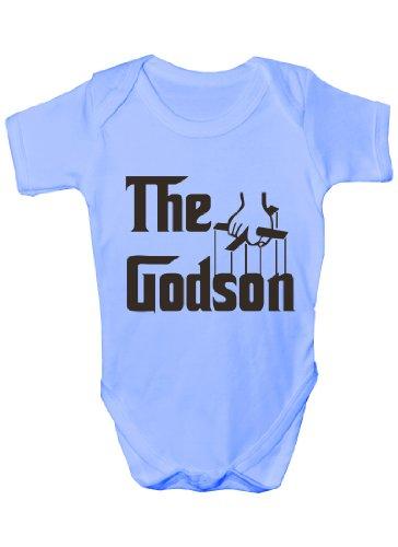The Godson ~ Funny Babygrow~ Babies Gift ~ Boys Vest Babies Clothing